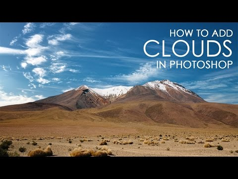 Add Clouds to Sky - Photoshop Tutorial [Photoshopdesire.com]