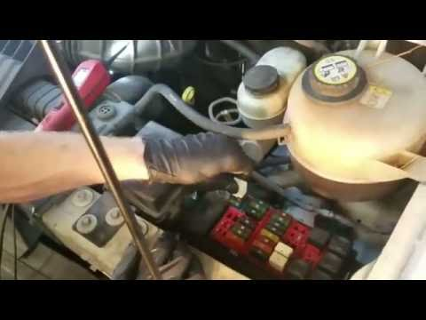 No Brake Lights? How to Fix Broken Wire In Harness | 2002 Ford E250