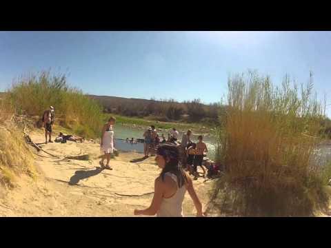 Hot Springs - Big Bend National Park - Texas