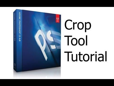 Photoshop CS6 New Features - Crop Tool