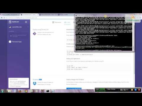 Deploy JAX-WS Web srvice to Heroku using Maven and Git
