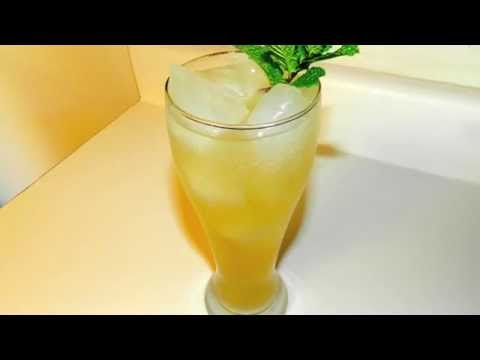 Ginger Ale Soda Recipe - Made with Fresh Ginger - Use with Soda Stream
