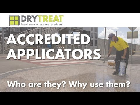 Accredited Applicator