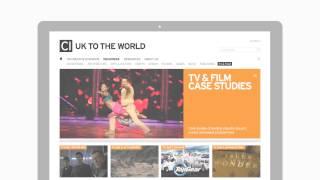 Creative Industries website launch