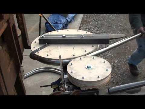 DIY Tubing Bender