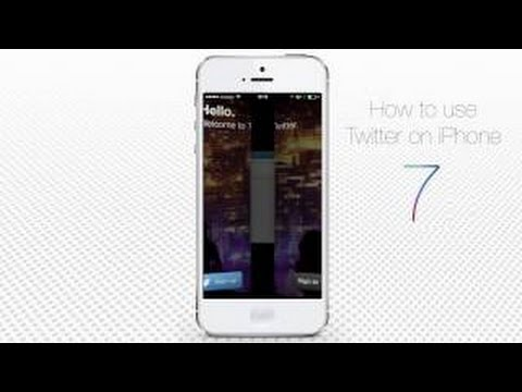 How to Use Twitter on iPhone