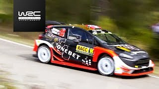 WRC - RallyRACC 2017: Highlights SS10