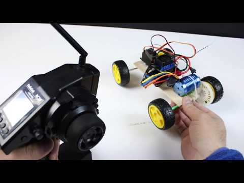 How to Make High speed Buggy X-Knight RC CAR