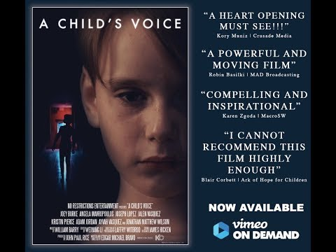 A Child's Voice: An Interview with John Paul Rice