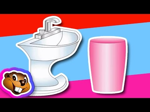 In the Bathroom (Clip) - Teach Children with a Learning Disability