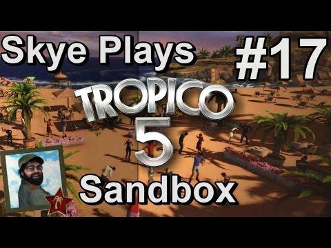 Tropico 5: Gameplay Sandbox #17 ►Moving into Modern Times! ◀ Tutorial/Tips Tropico 5