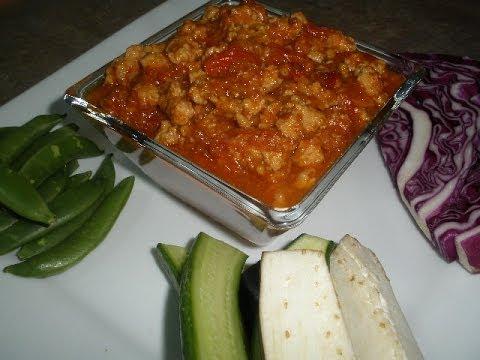Spicy Tomato  Dip Sauce