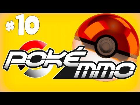 PokeMMO Playthrough/Gameplay - Part 10 - Saffron City Silph Co!