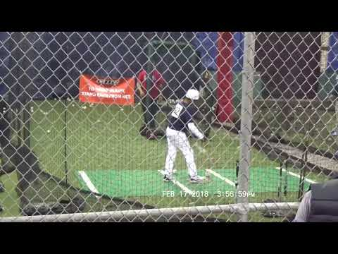 USA Baseball 12U Open Development Camps 2018 Charlotte NC / Dylan Prince (Miami Fl)