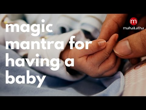 MANTRA FOR HAVING A BABY ❯ LISTEN TO 3 TIMES A DAY! ❯ LORD GANESHA MANTRA