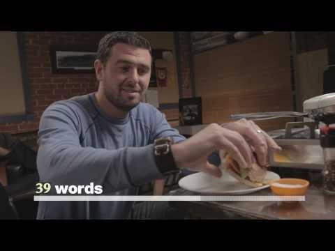 100 Words On® Breakfast on the Go (Dorm Food Survival)