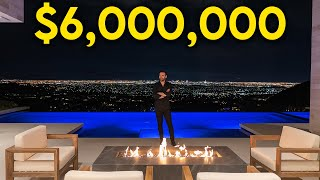 We Got Invited By a Fan Tour His $6,000,000 Las Vegas Modern Home