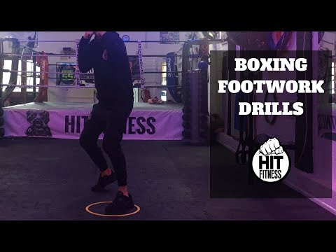 Boxing footwork drills for Beginners