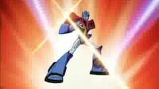 Transformers Animated Series - New Intro