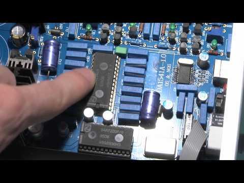 DIY Philips TDA1541A AUDIO DAC from Raindrop Hui HD video