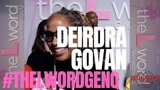 Deirdra Govan, Costume Designer, interviewed at Showtime