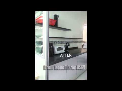 BTO FLAT 4 ROOM INTERIOR DESIGN & HOME RENOVATION
