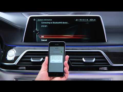 Pair Your iPhone Via Bluetooth | BMW Genius How-To