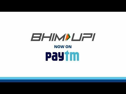 How to create a BHIM UPI ID on Paytm App?