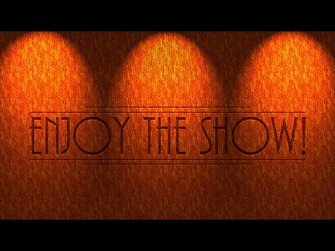 Photoshop: How to Create a Dramatically-lit, Theatrical Interior Wall with Custom, Text Design