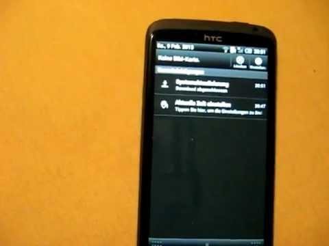 HTC One X mit Android 4.0.3: Systemupdate auf Version 1.29.161.13