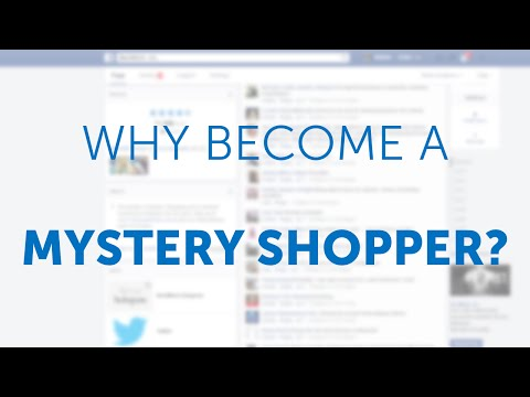 Mystery Shopping: Why Become A Mystery Shopper? Top 4 Reasons