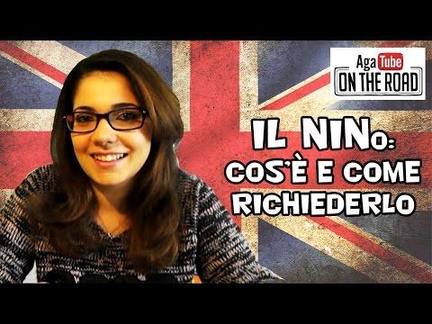 Vivere in Inghilterra: Cos'è e Come richiedere il National Insurance Number (NINo)