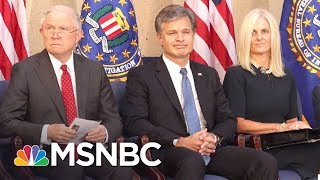 Donald Trump Rattled By Explosive FBI Resignation Report | The Beat With Ari Melber | MSNBC