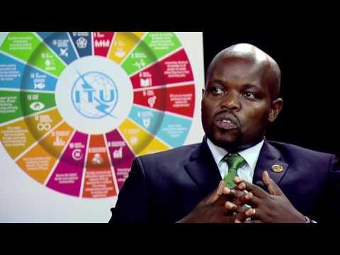 WSIS FORUM 2017 INTERVIEW: JEAN PHILBERT NSENGIMANA, Minister of Youth & ICT, Rwanda