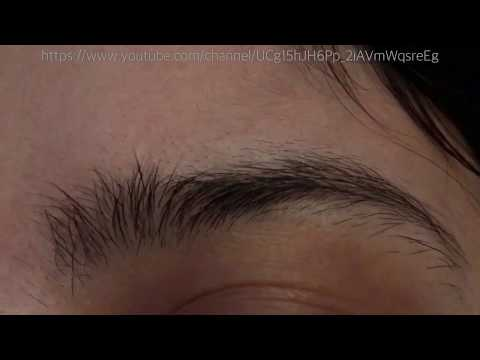 DIY Shaping, Trimming and Taming Eyebrows