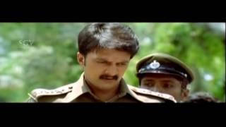 Hebbuli Sudeep Arrest's Weapon dealers Kannada Scenes | Hubballi Kannada Movie | Kannada Scenes