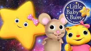 Twinkle Twinkle Little Star   Part 5   Nursery Rhymes   Original Version By LittleBabyBum!