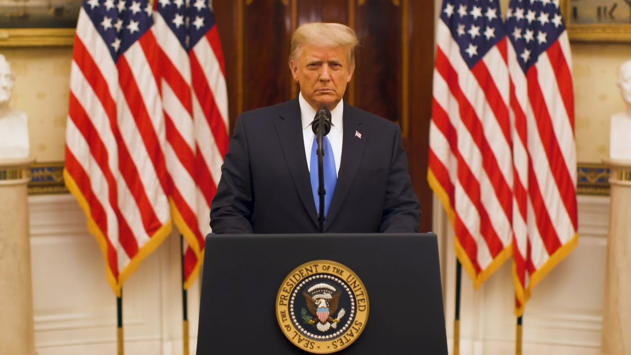 Farewell Address of President Donald J. Trump