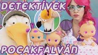 Detektívek Pocakfalván - Bellies Babák