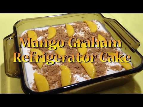 Mango Graham Ref Cake