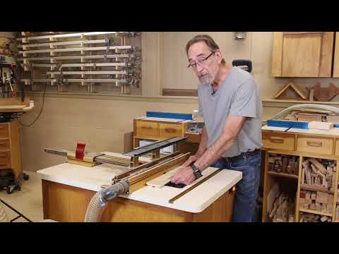 Part 3 - Under Table Saw Storage Cabinet  - The Down to Earth Woodworker