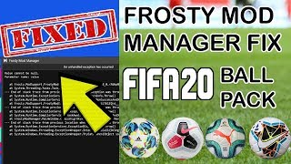 10 minutes) Frosty Mod Manager Fix Video - PlayKindle org