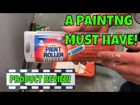 How To Keep a Paint Roller From Drying - Product Review