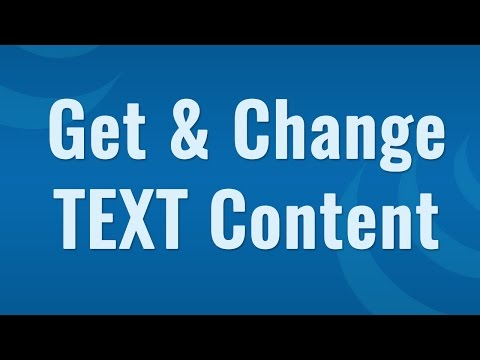 Get and Change element content dynamically - Learn JQuery in Hindi