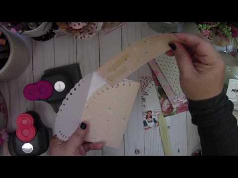 WRMK Mini 8 Punch ~ Fold Over Pocket Part 1