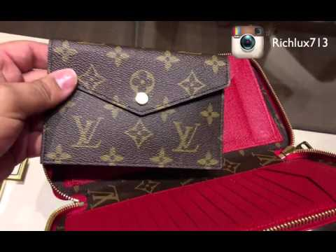 Shopping at Louis Vuitton PART 1