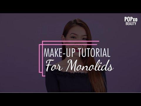 Make-Up Tutorial For Monolids - POPxo Beauty