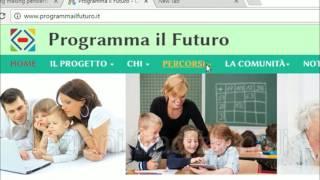 Coding alla scuola primaria. Una guida per iniziare in cinque minuti