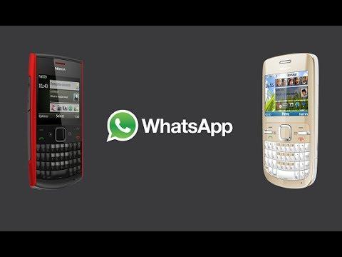 Como Descargar WhatsApp Para Celulares Nokia C3-00 Y Para Cualquier Nokia
