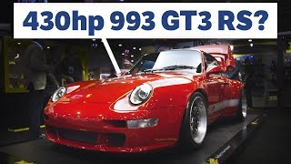 This Modified Porsche 993 Is The Sexiest Car Of SEMA 2017
